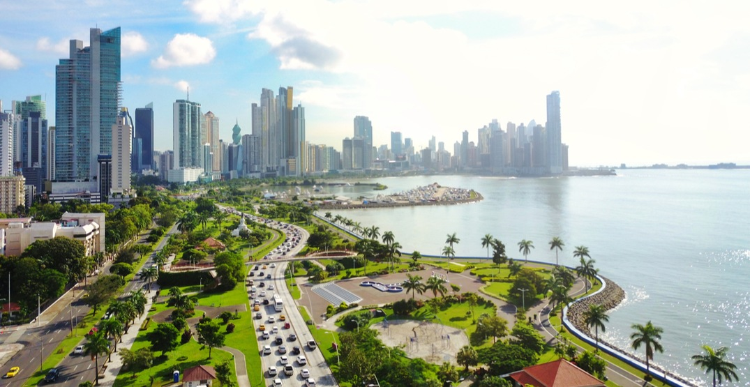 You can fly from Calgary to Panama for $340 roundtrip this September