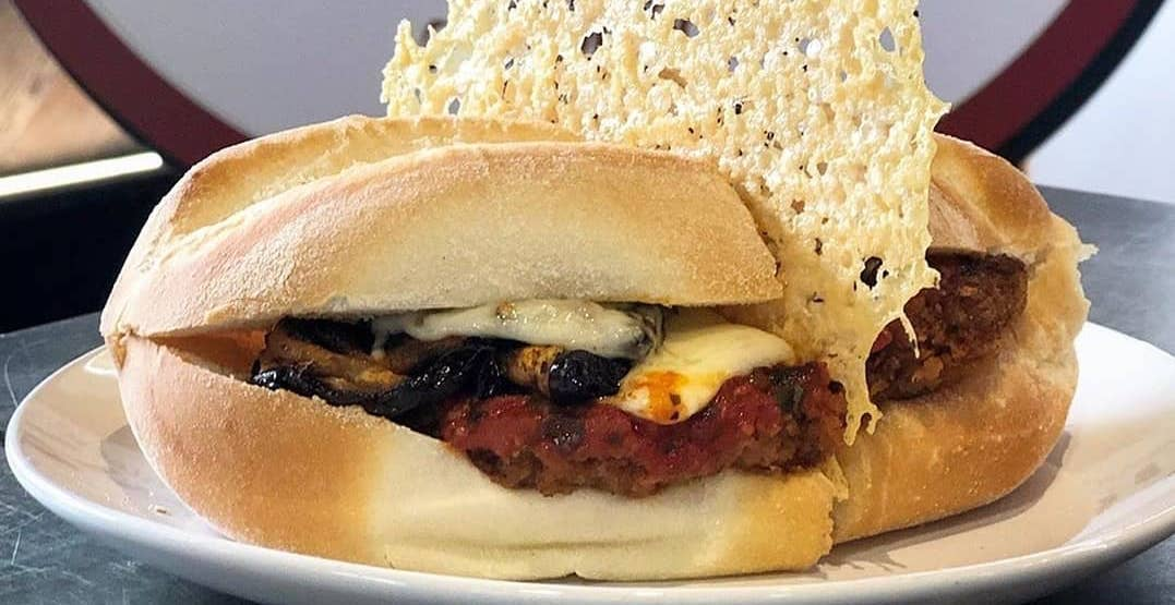John Catucci just named the best veal sandwich in Ontario