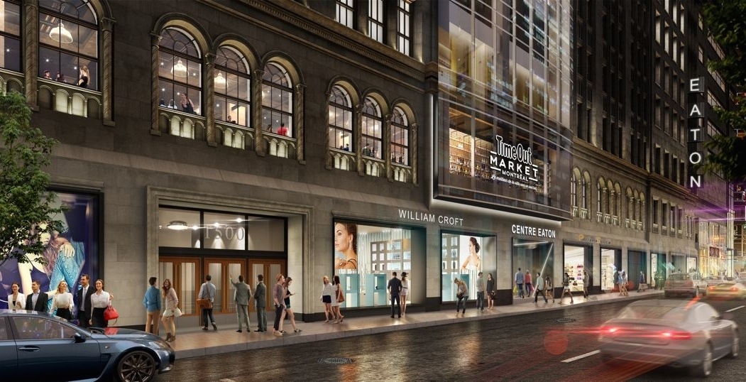 The Eaton Centre's massive new food market reveals opening date