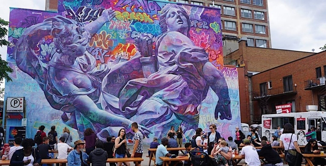 Check out what the final weekend of MURAL Fest looked like (PHOTOS)