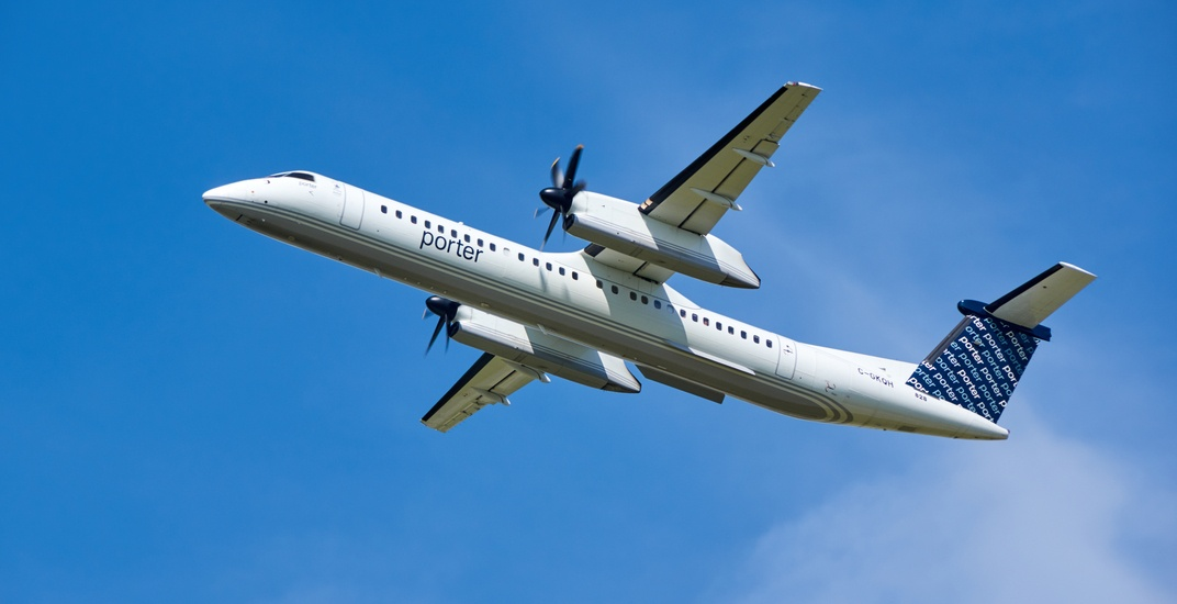 Porter Airlines extends temporary service suspension by another month