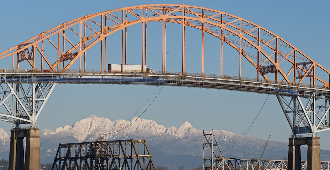 Pattullo Bridge closures scheduled for July and August