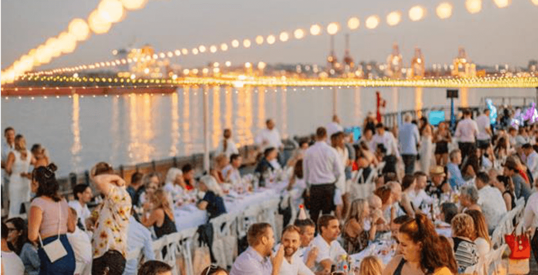 Dinner on the Pier is returning to North Vancouver this summer