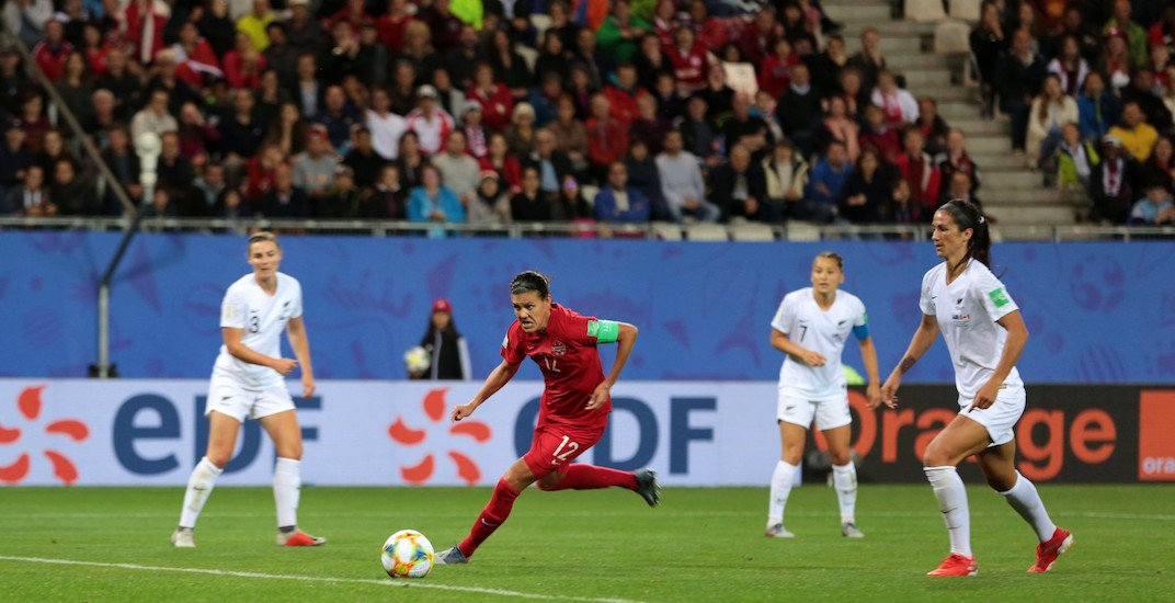 Canada's quiet leader Christine Sinclair chasing history at the Women's World Cup