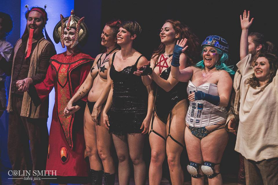 Fan-favourite Star Wars burlesque show taking its final bow in Vancouver