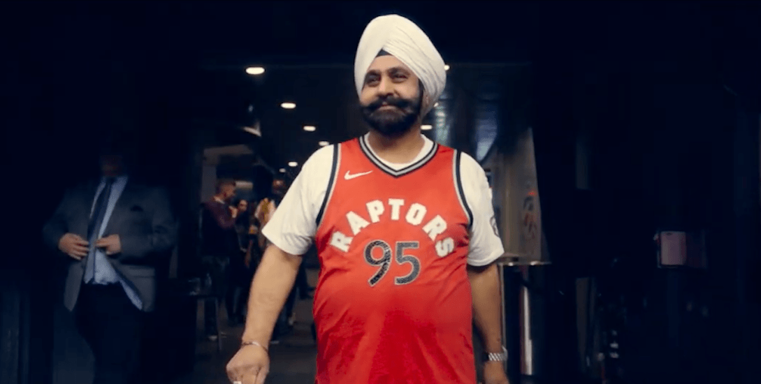 Superfan Nav Bhatia is part of Tourism Toronto's latest destination campaign (VIDEO)