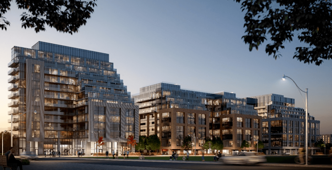 MaRS and City of Toronto to open a dual residential-manufacturing complex