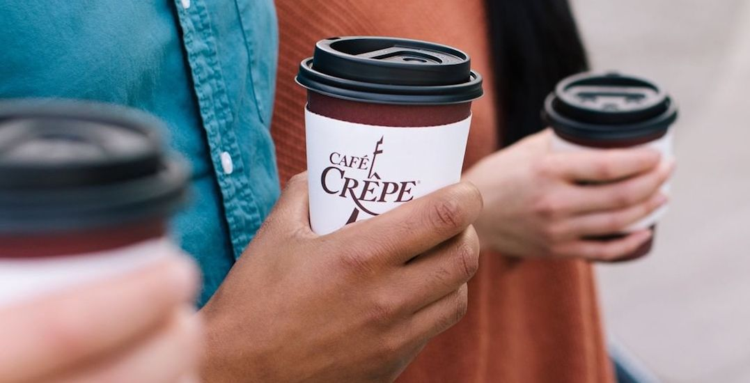 Here's where you can get FREE coffee on Granville Street throughout July