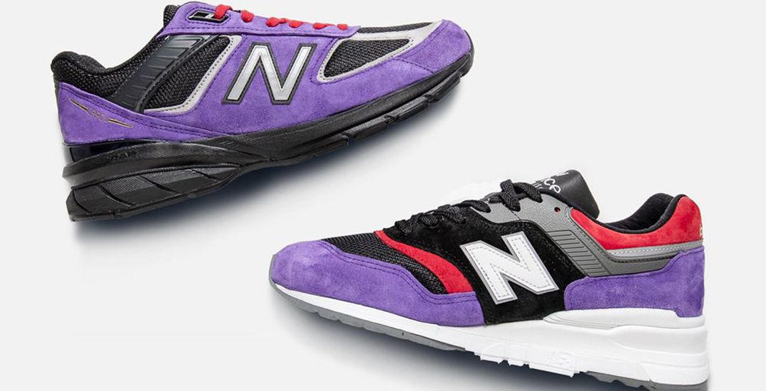 New Balance site crashes after release of Raptors Championship Sneakers