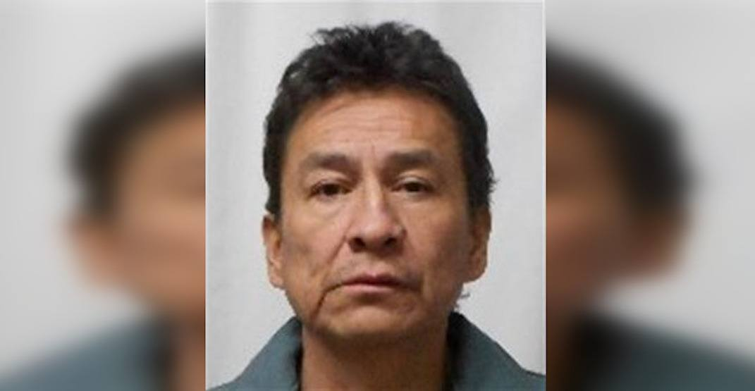 Canada-wide warrant issued for high-risk offender with history of sexual assault