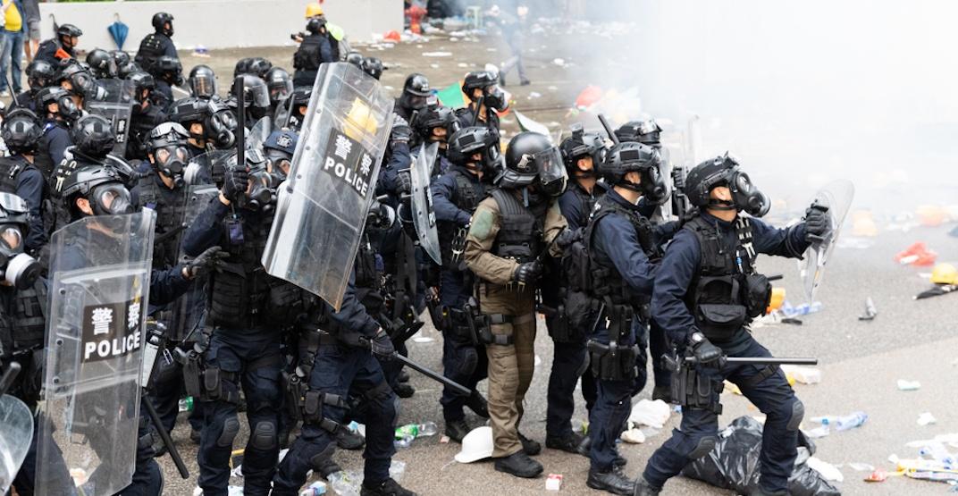 Hong Kong China extradition bill