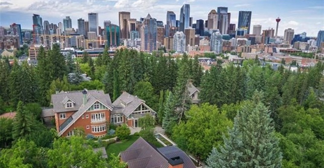 A look inside: Majestic $7.5M estate just minutes from downtown Calgary (PHOTOS)