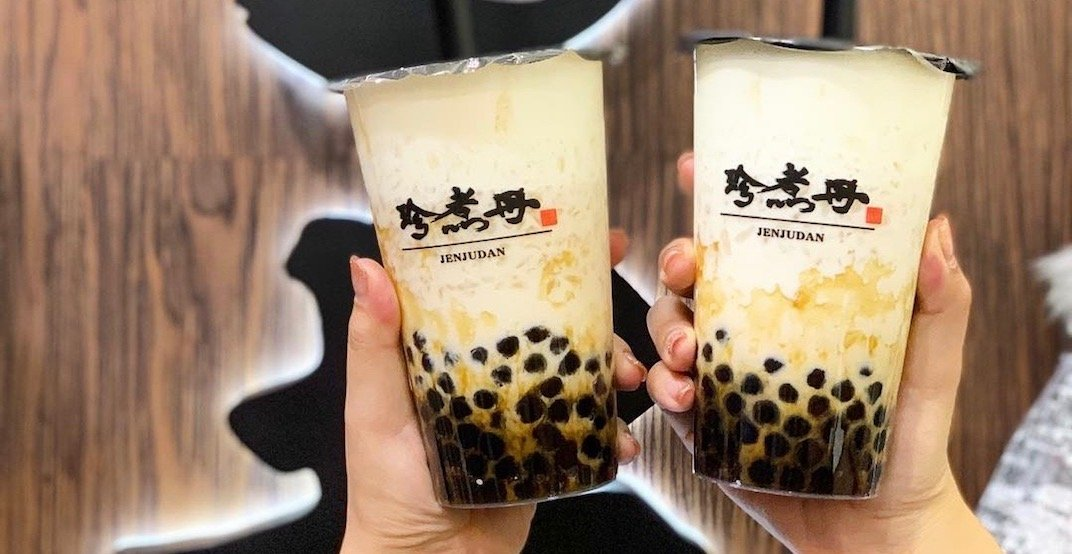 Taiwanese bubble tea spot 'Jenjudan' to open first North American location in Vancouver