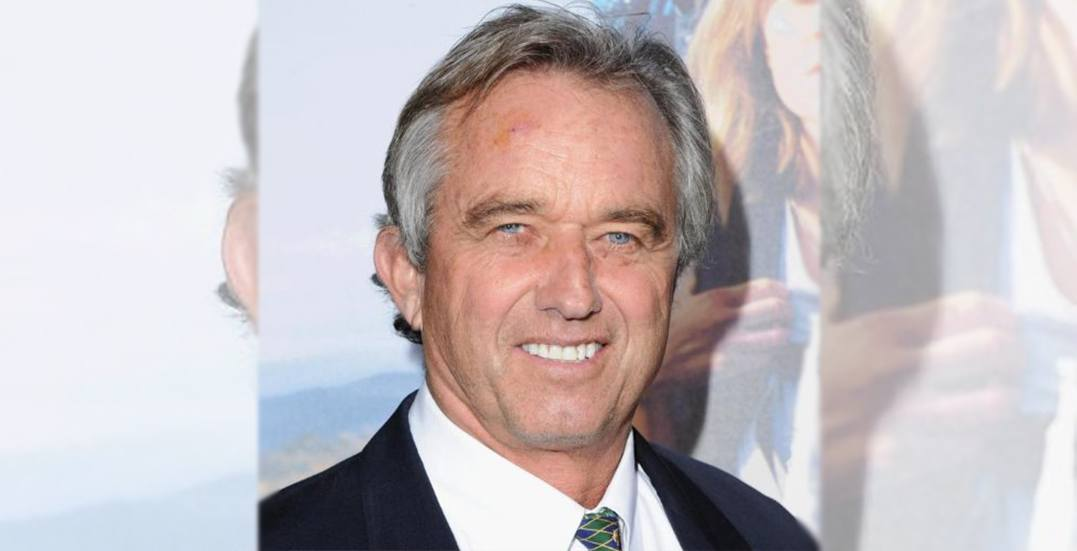 Surrey trade board slammed for event with anti-vaxxer Robert F. Kennedy Jr