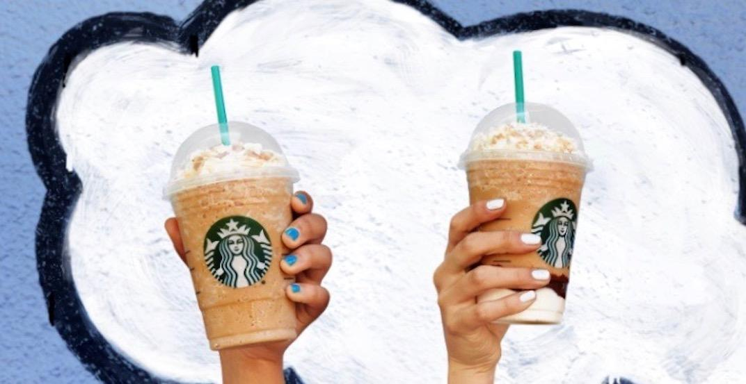 Starbucks is offering buy-one-get-one FREE lattes on June 20