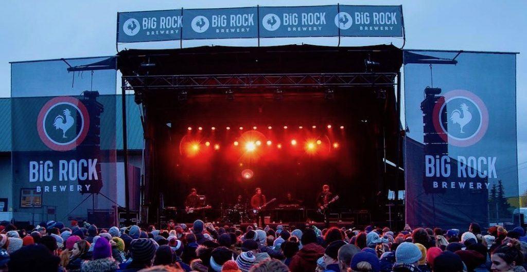 Barn Burner Concert Series Big Rock