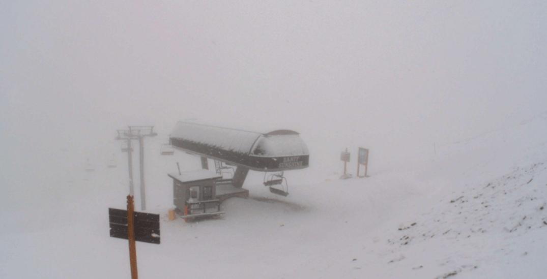 Rockies west of Calgary blasted by snowfall as warnings issued