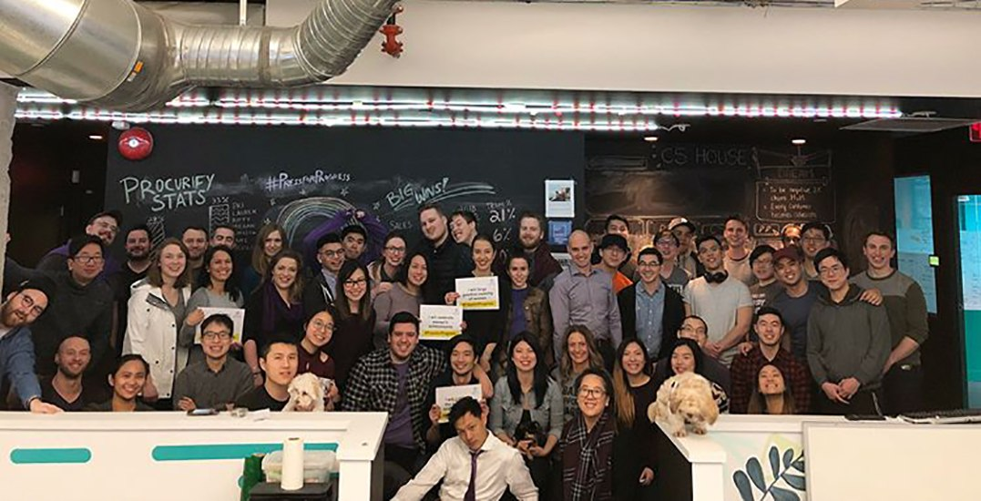 Vancouver startup Procurify raises $26.4 million in funding