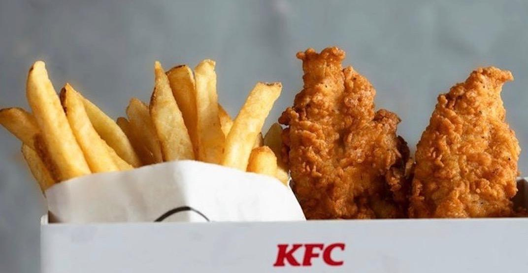KFC is offering cheap chicken 'Mega Boxes' today and tomorrow