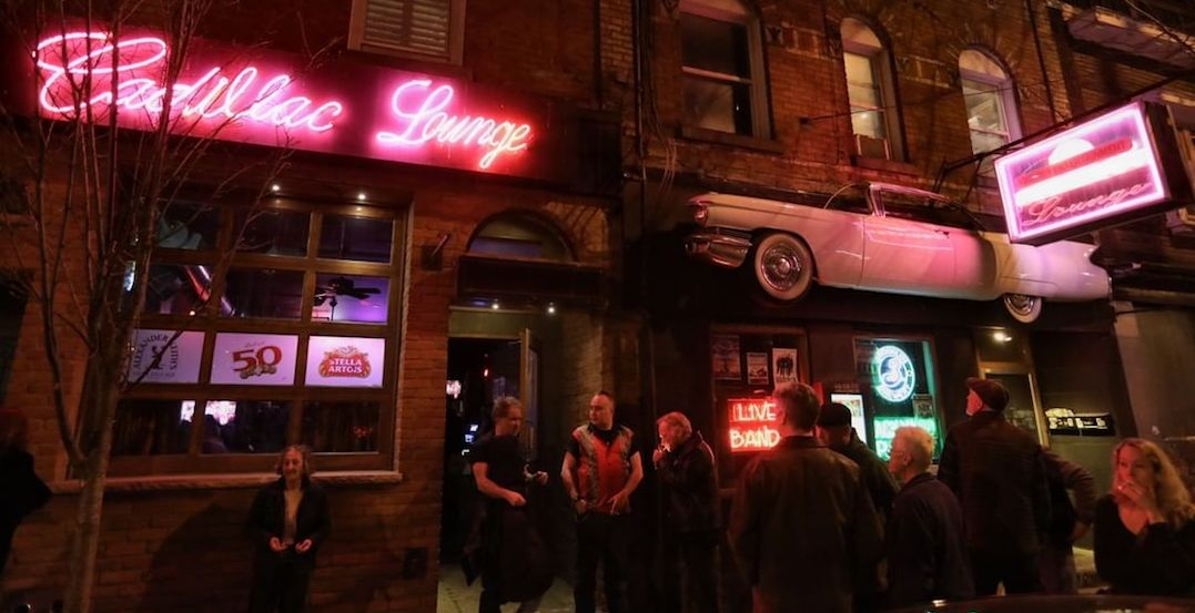 Cadillac Lounge is closing after 19 years on Queen West