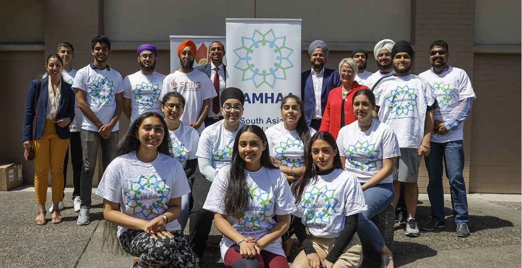 South Asian youth break barriers for mental health awareness in BC