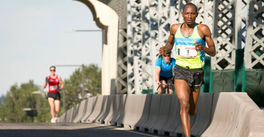 Major road closures for Scotiabank Half-Marathon and 5k this weekend