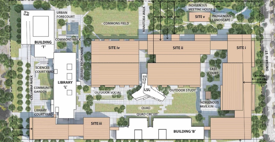 Major expansion of Langara College campus approved by City Council