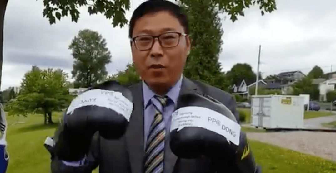 PPC candidate in Burnaby releases hilariously awkward campaign video