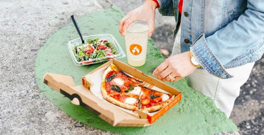 This Vancouver pizza spot offers the ultimate pizza on the-go