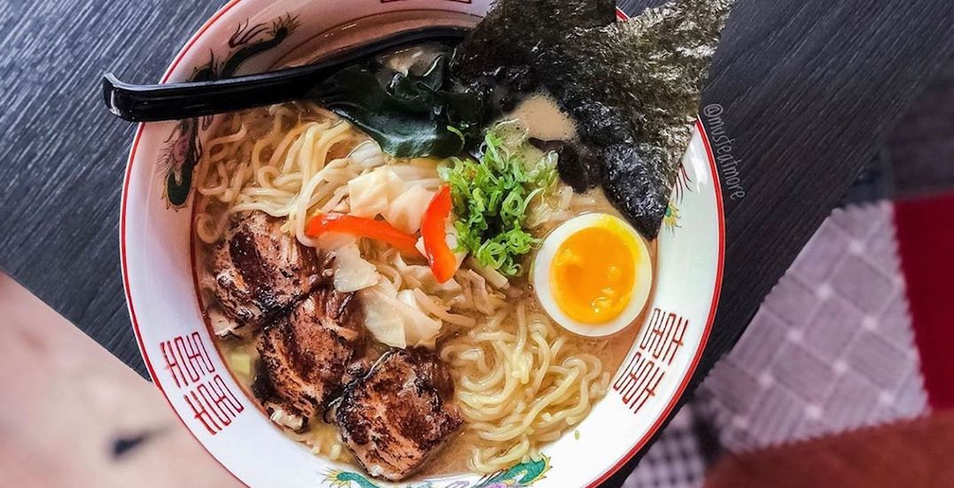 Here's where you can get FREE ramen in Toronto June 21 and 22