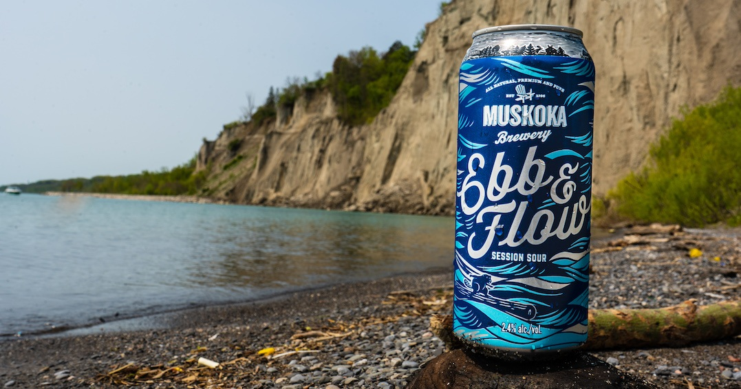 Muskoka Brewery just made the perfect beer for adventure-seekers