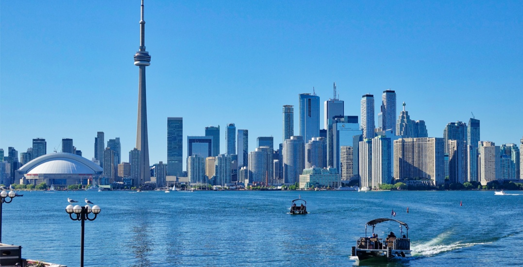It's expected to feel like 32°C in Toronto next week