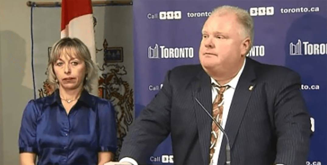 Rob Ford's widow is running for the People's Party of Canada