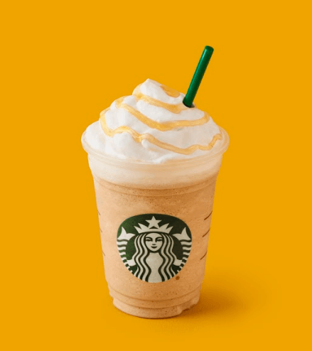 Starbucks Iced Honeycomb Lavender Latte