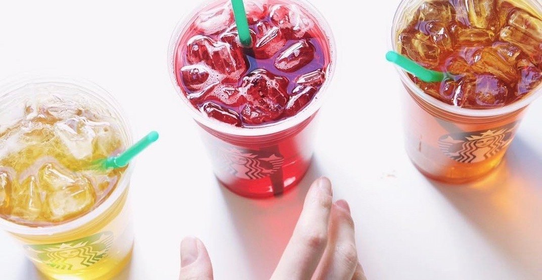 Starbucks just revealed ANOTHER lineup of new summer drinks
