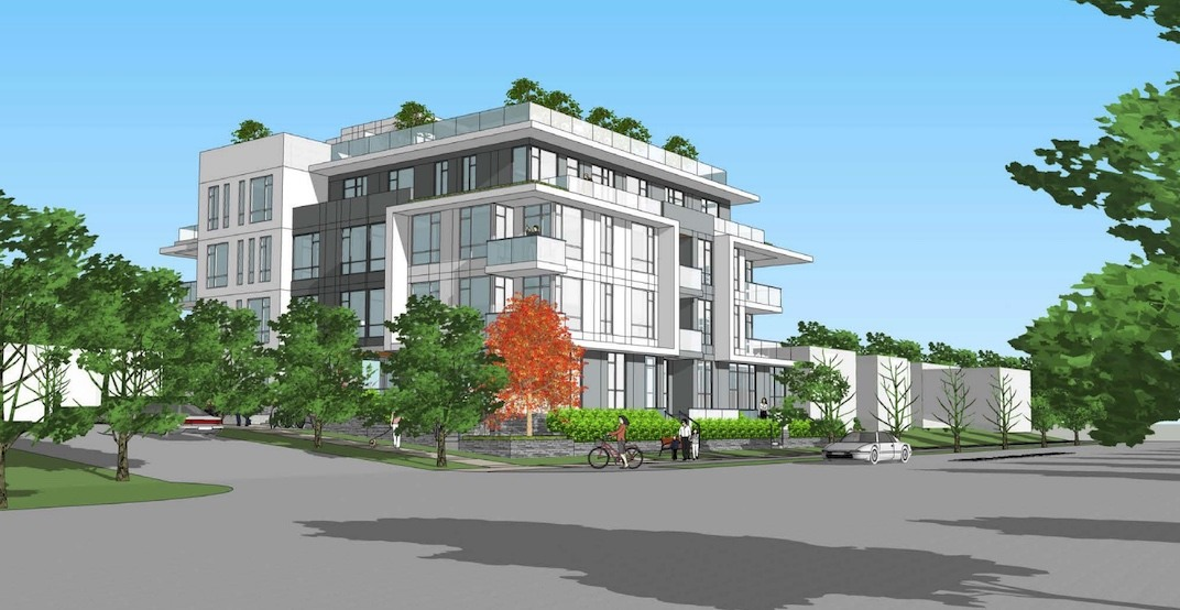 23 new homes proposed for West 41st Avenue development in Vancouver