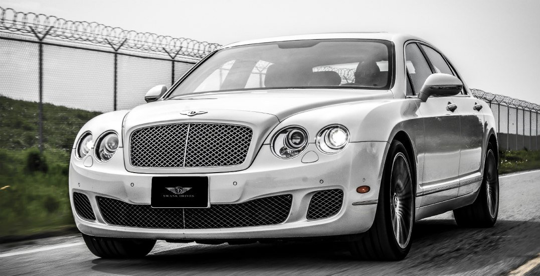 Feel like a celebrity for a day with this 3-hour Bentley ride (CONTEST)