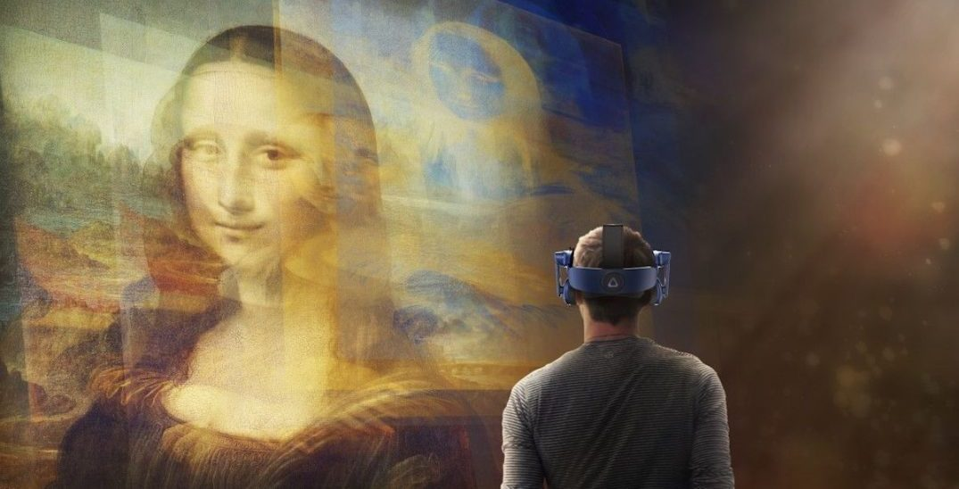 The future of sightseeing: Skip the lineup and see the Mona Lisa in VR instead