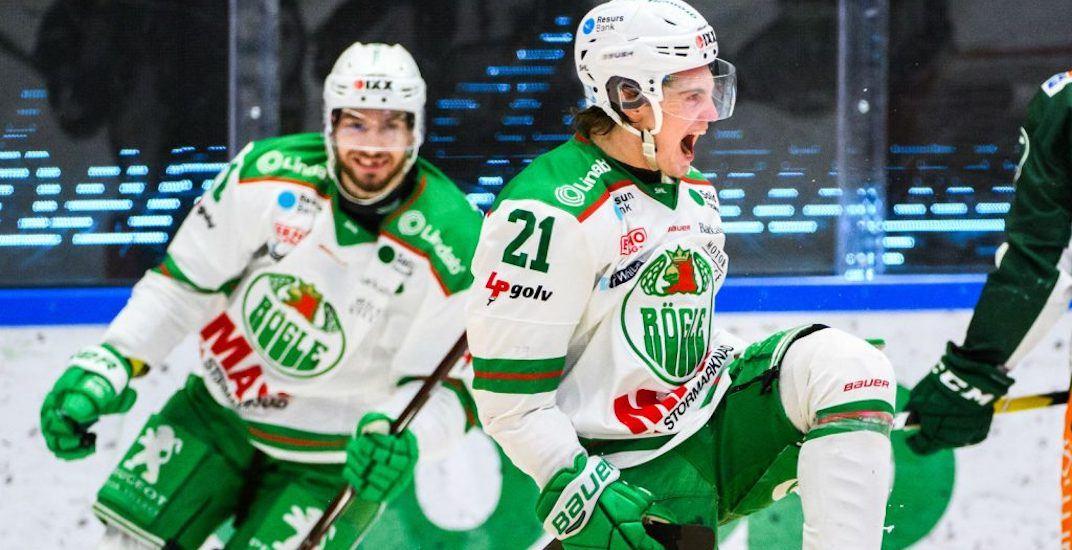 Canucks draft pick Nils Hoglander can score the 'lacrosse' goal (VIDEO)
