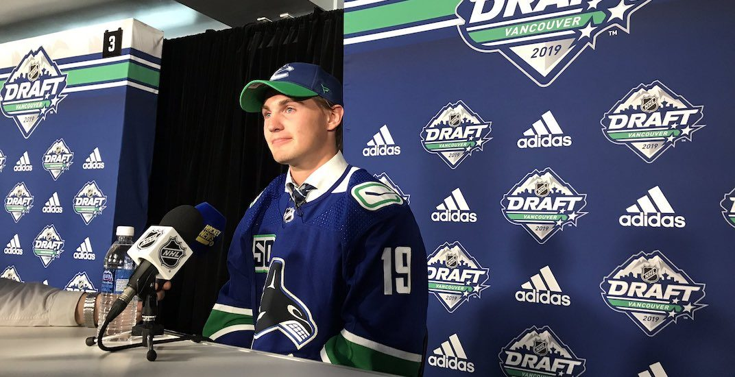 A definitive ranking of the 7 best Canucks prospects