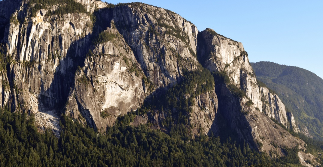 Rock climber dies after falling from the Chief in Squamish
