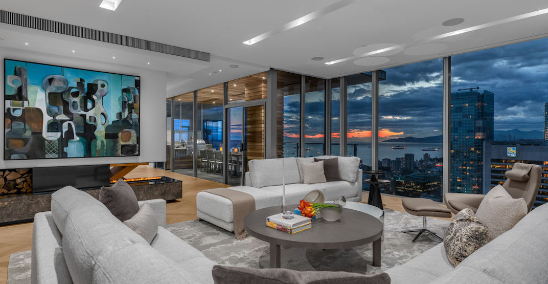A look inside: $39-million penthouse at Vancouver's Hotel Georgia (PHOTOS)