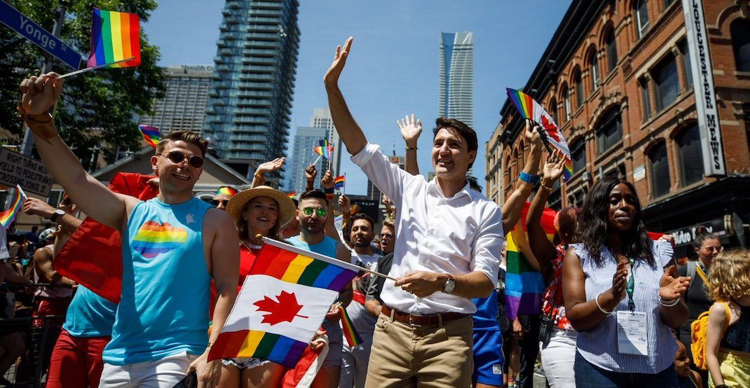 Here's everything you missed at Canada's largest Pride parade (PHOTOS)