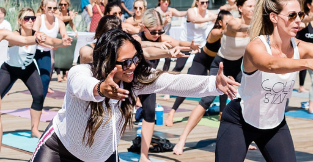 Huge workout party 'Babes + Beats' returning to North Vancouver