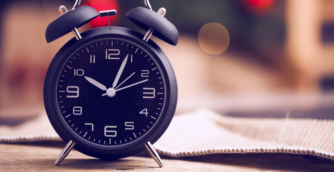 BC government seeking public input on future of Daylight Saving Time