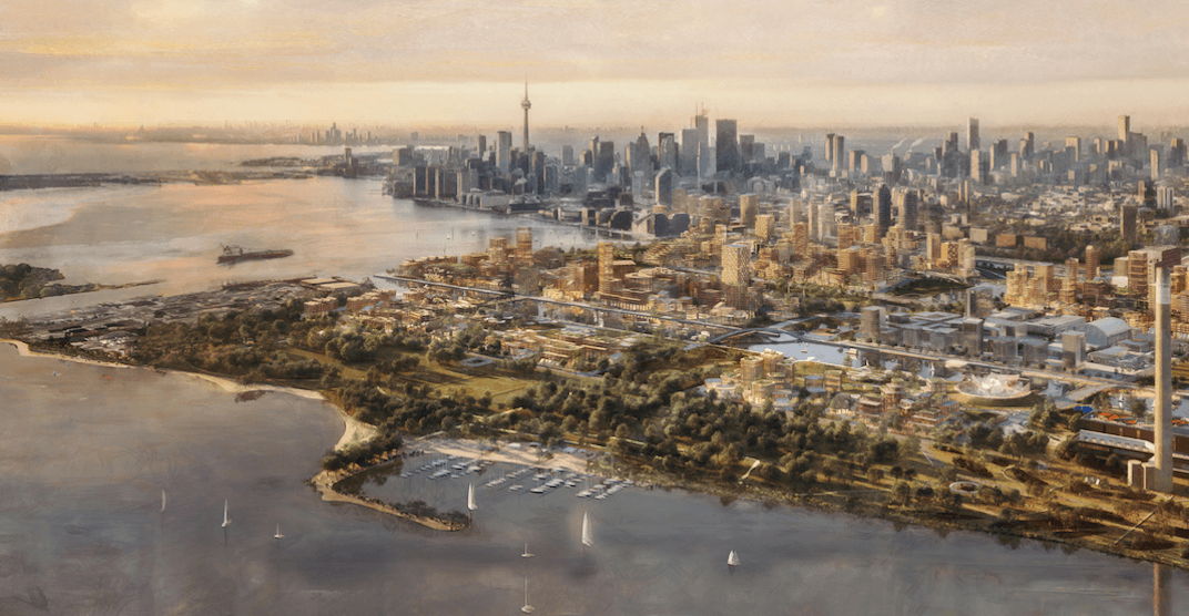 Sidewalk Labs unveils $1.3-billion plan for Toronto's waterfront