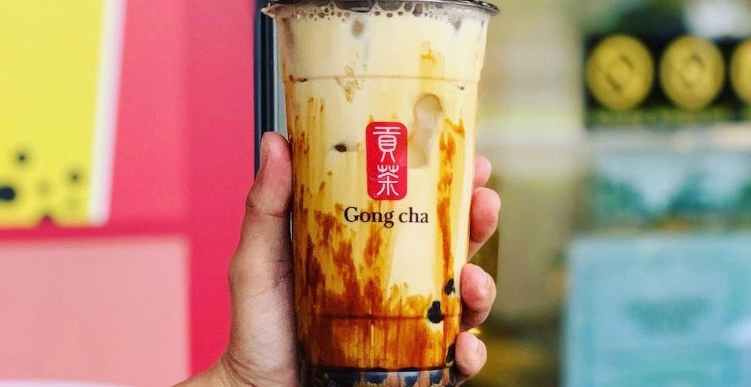 'Gong Cha's' newest bubble tea outpost is opening soon in Calgary