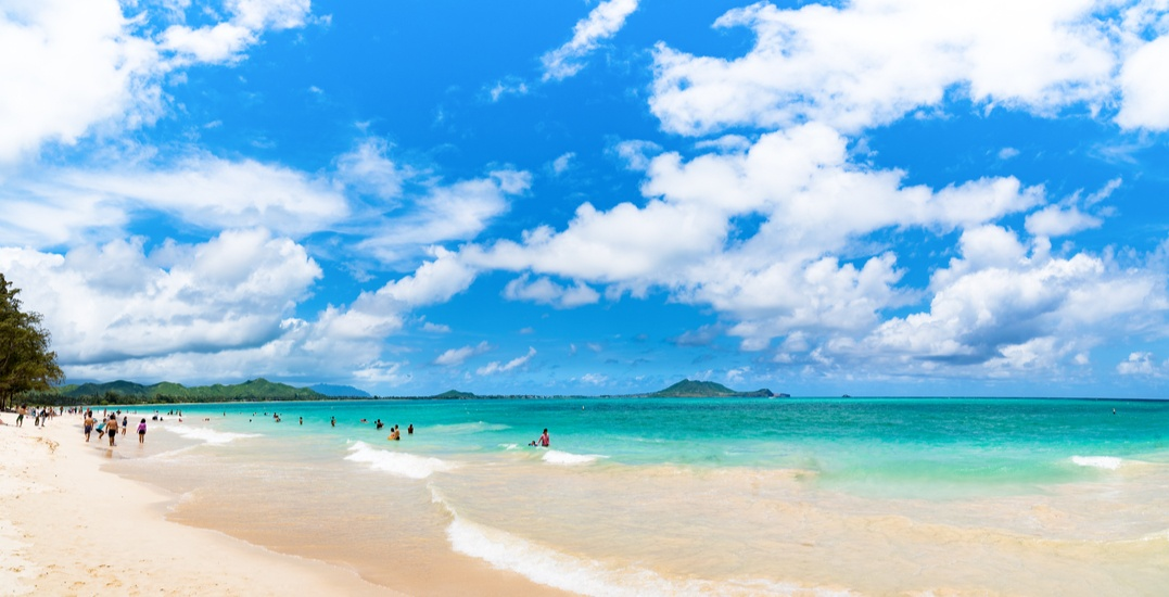 Fly from Calgary to Hawaii for under $390 to send the summer off in style