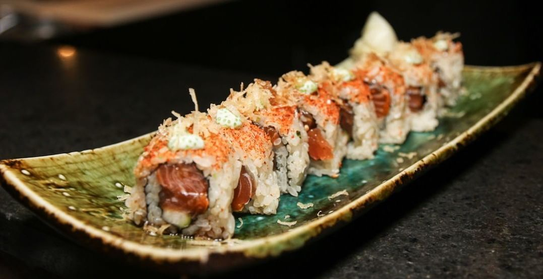 Here's where you can get BOGO sushi rolls in downtown Toronto