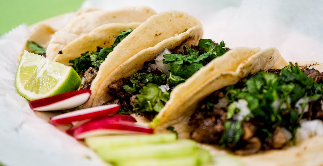 All-you-can-eat tacos are coming to Toronto on July 10